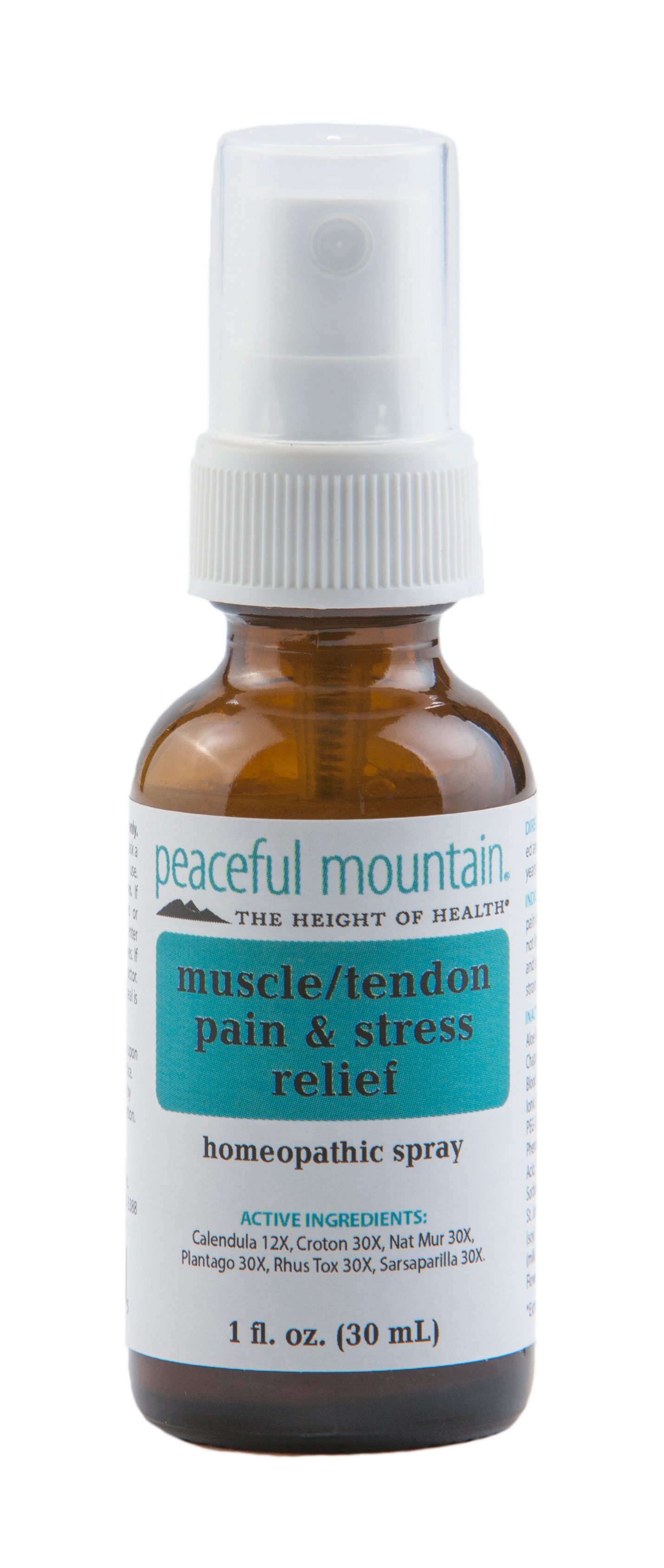 Muscle tendon pain stress