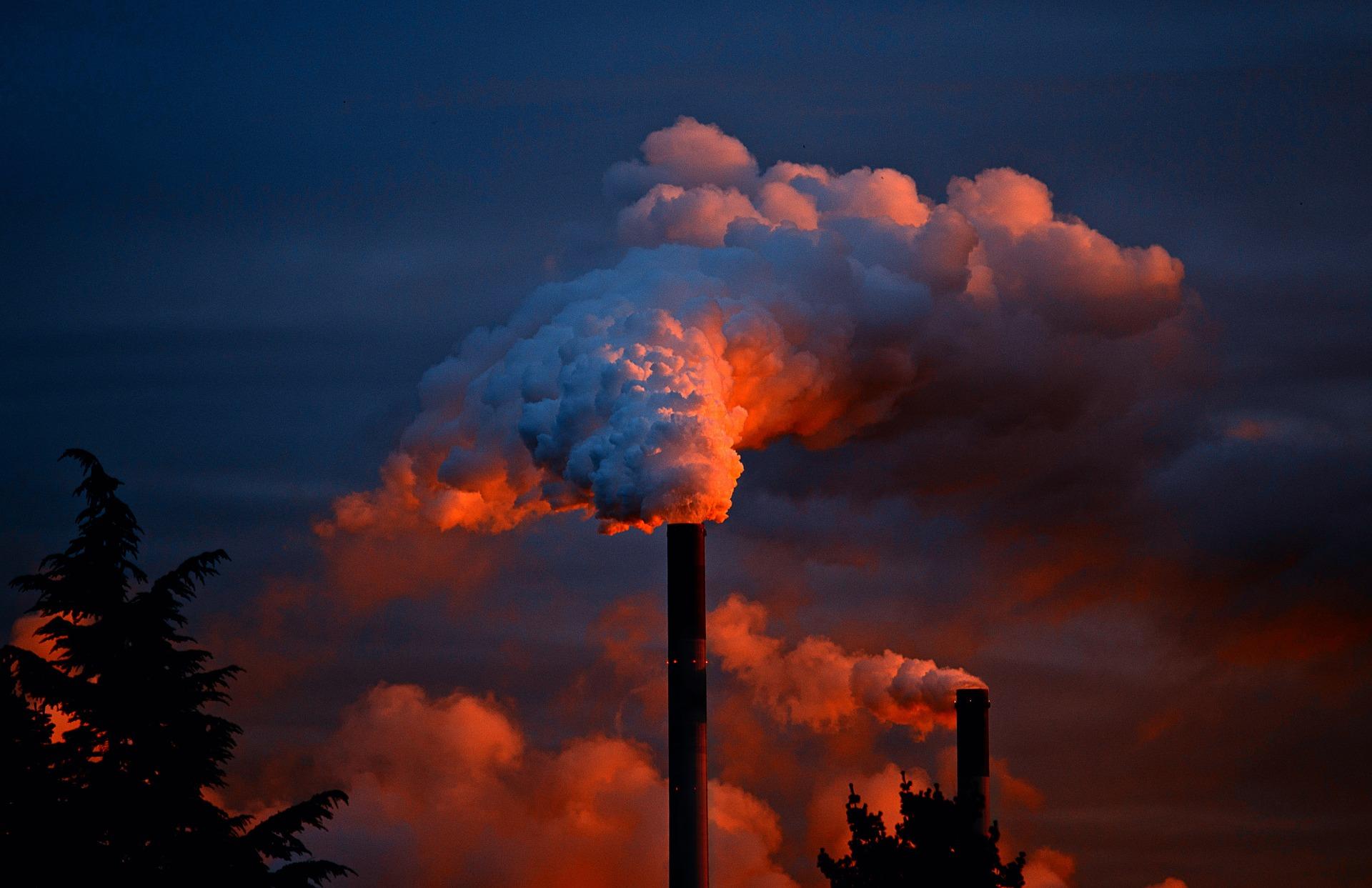 Air Pollution smoke
