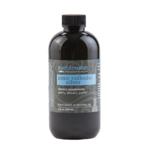 Ionic Colloidal Silver